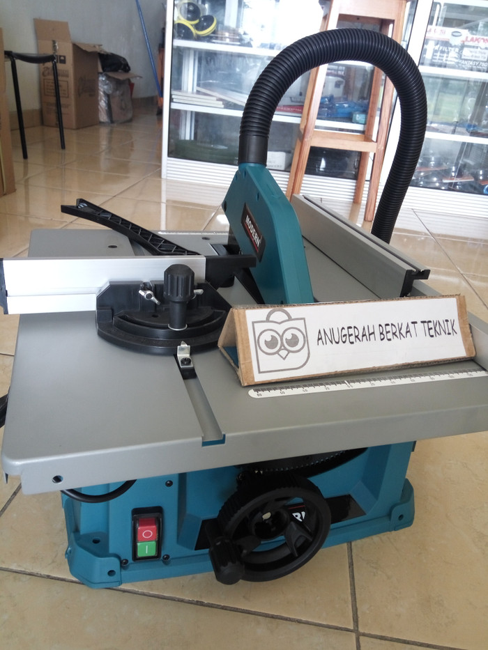 harga Table saw 8 inch mesin gergaji kayu meja m 608 m608 modern Tokopedia.com
