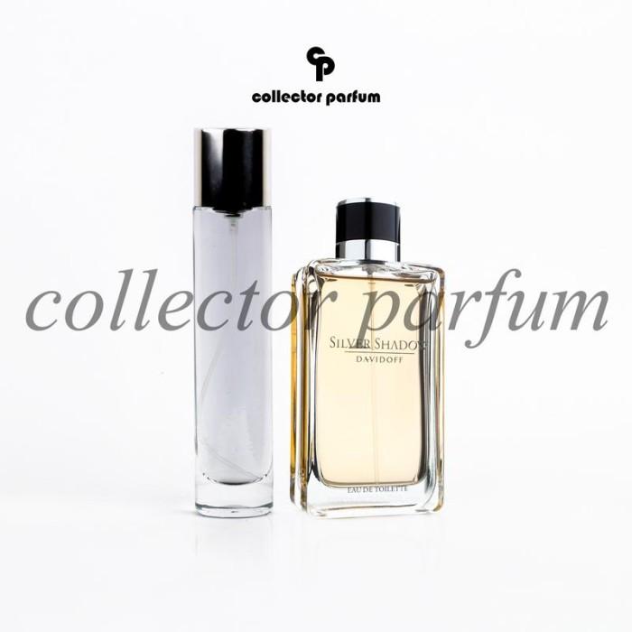 Jual Davidoff Silver Shadow 60ml Kota Bandung Collector Parfum