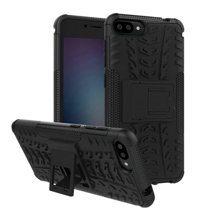 Foto Produk ASUS Zenfone 4 Max Pro ZC554KL Armor Case Soft Gel Case Polycarbonate dari Megascarlet