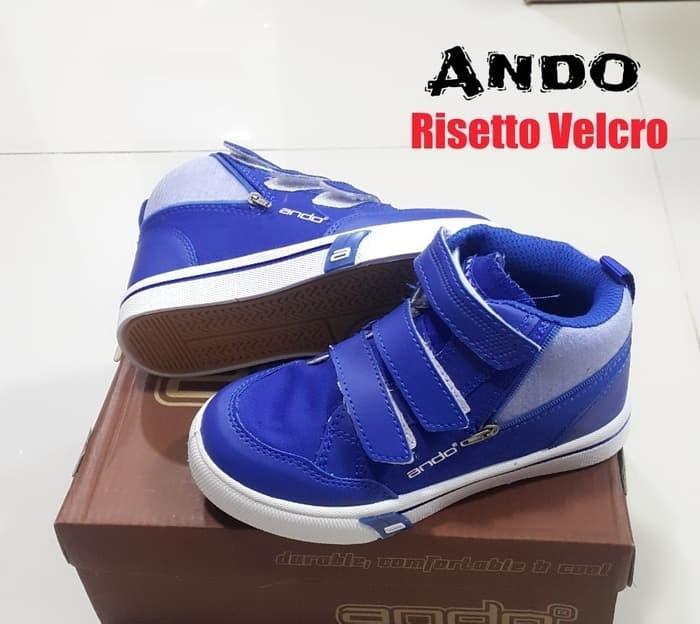 Jual Sepatu anak laki laki ANDO RISETTO BOOT - Good Fashion Pria ... 9dacc15d9f
