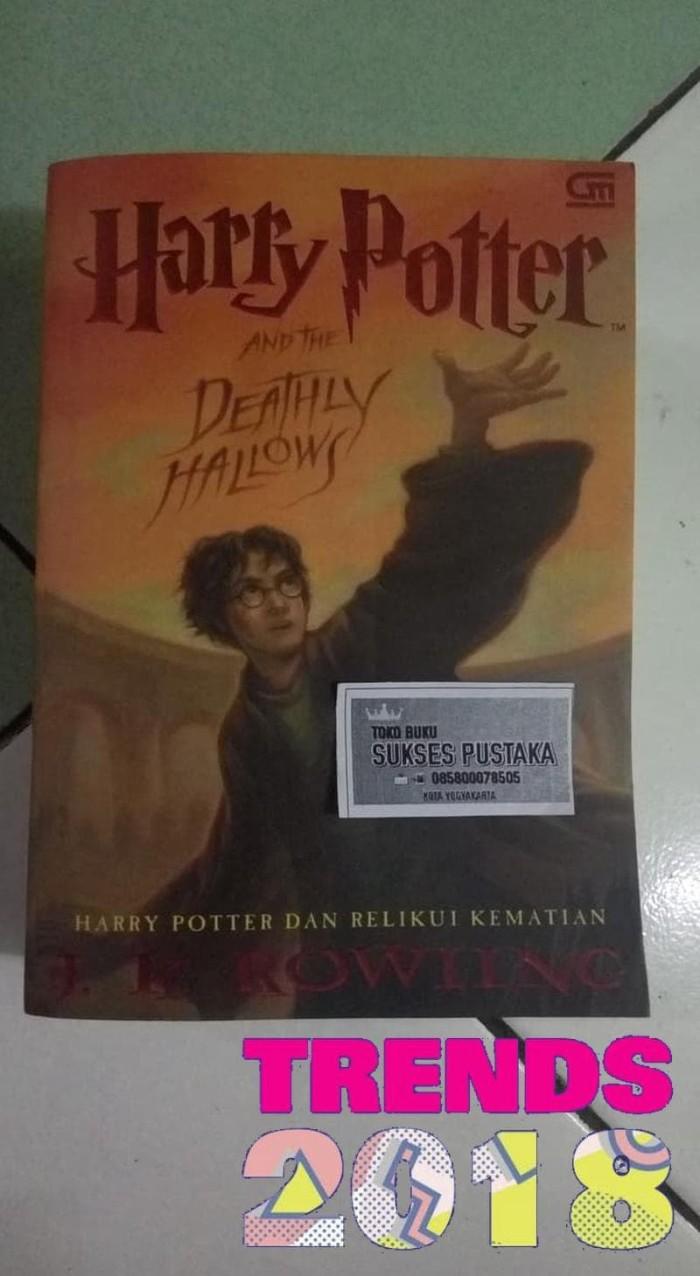 Jual Harry Potter Dan Relikui Kematian Jilid 7 Kota Surabaya Agus Bledex