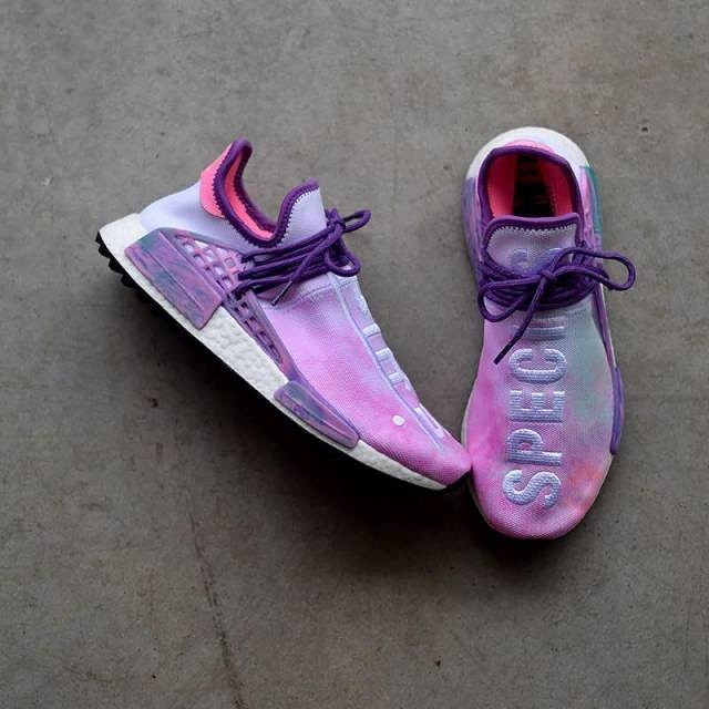 Adidas nmd human race trail holi species