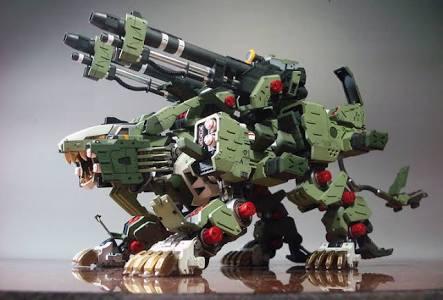 harga Zoids liger zero panzer Tokopedia.com