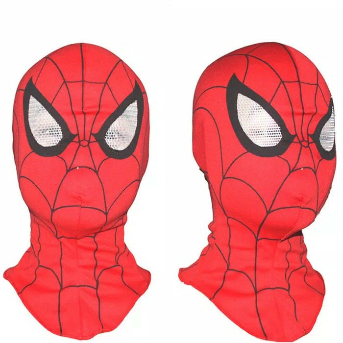 harga Topeng spiderman/mainan deadpool 1:1 untuk dewasa dan anak2 halloween Tokopedia.com