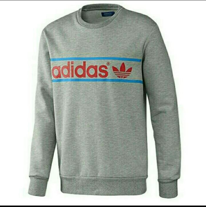 Jual T shirt kaos lengan panjang long logo Adidas 3xl 4xl Jakarta Timur bejoh online | Tokopedia