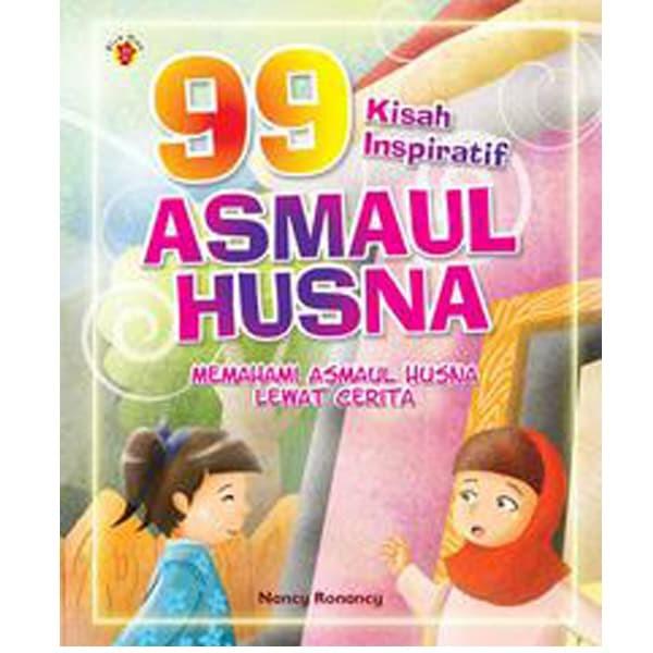 harga 99 kisah inspiratif asmaul husna Tokopedia.com