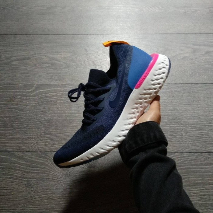 best sneakers ae54c 669b0 Jual Nike Lunar Epic React Flyknit Navy - Jakarta Selatan -  sneakersboomber.id | Tokopedia