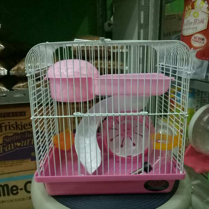 harga Kandang hamster mouse & gerbil ukuran s Tokopedia.com