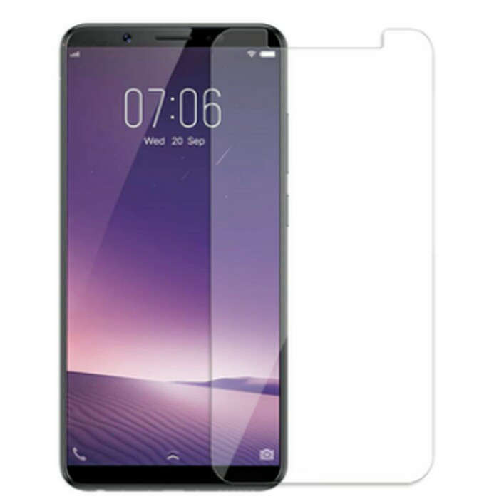 Tempered Glass Vivo Y71 Screen Protector Anti Gores Kaca Clear