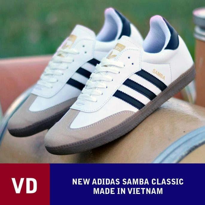 Jual New Sepatu Adidas Samba Classic Grade Original Sneakers ... 6df67134c