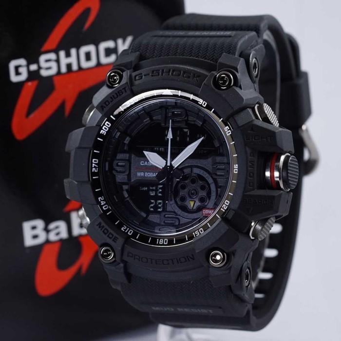 Foto Produk Jam Tangan G-Shock MUDMASTER KW GG-1000 Full Black dari TOKONYA DISINI