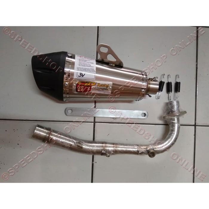 harga Knalpot cld vespa lx primavera s150 3v type c7 silencer doff Tokopedia.com
