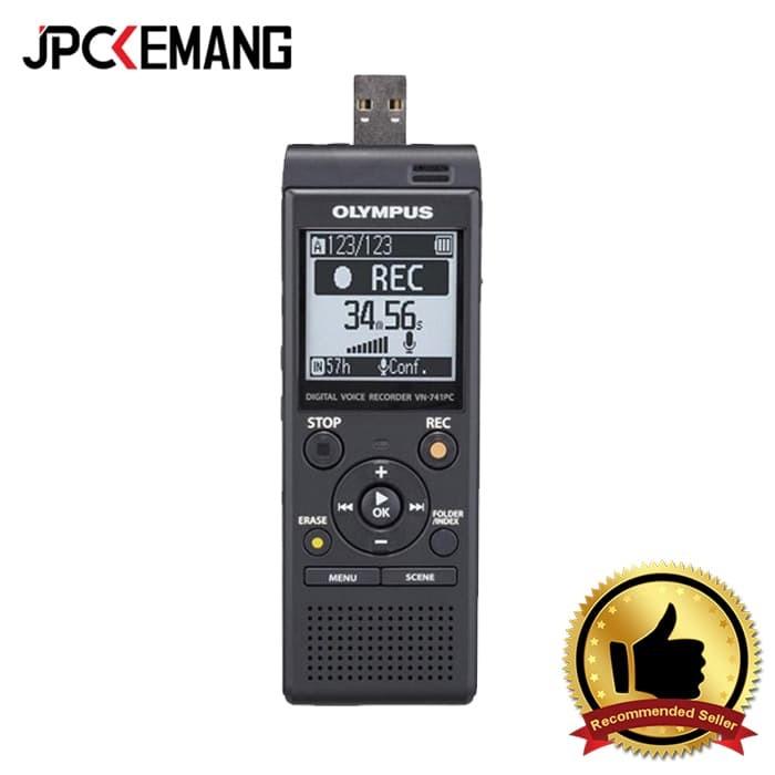 olympus vn-741 pc e1 voice recorder
