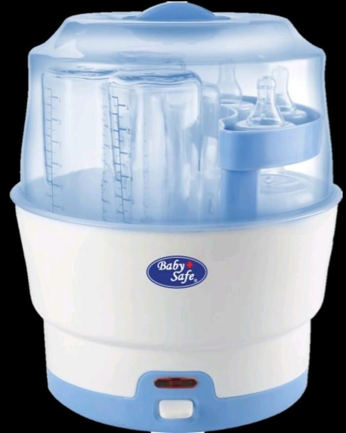 Jual Alat Steril Botol Baby Safe Sterilizer Bottle Diskon