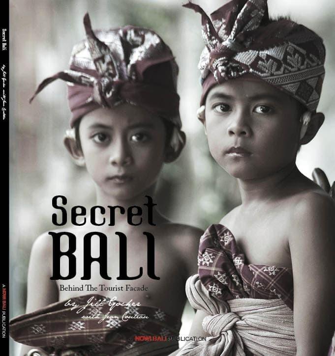 Foto Produk Secret Bali by Jill Gocher and Jean Couteau dari PT Phoenix Communication