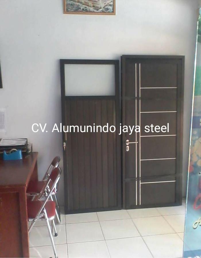 Jual Pintu aluminium dan HPL - Kota Bekasi - CV Alumunindo ...