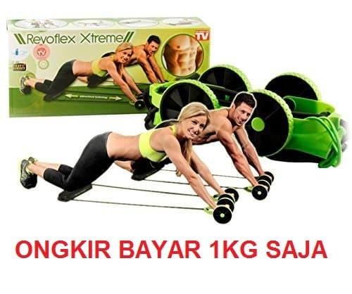 Foto Produk Termurah REVOFLEX Xtreme  Alat Olahraga Ringkas  Alat Gym dari My Fashionista Shop