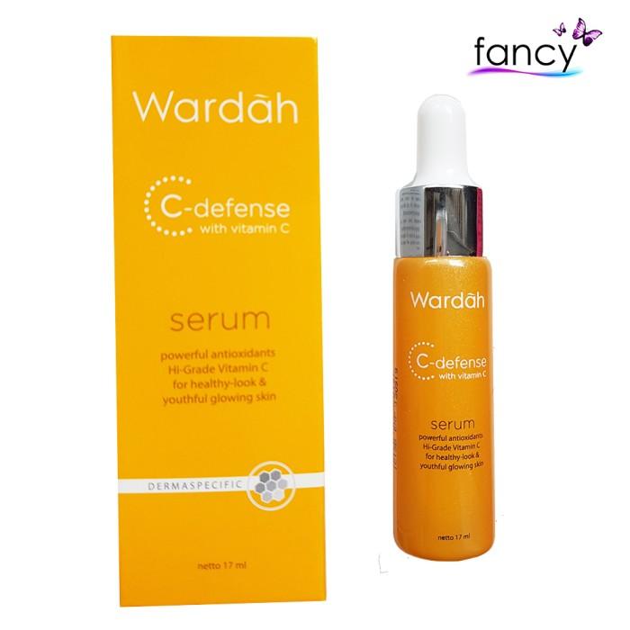 Info Wardah Serum Vitamin C Travelbon.com