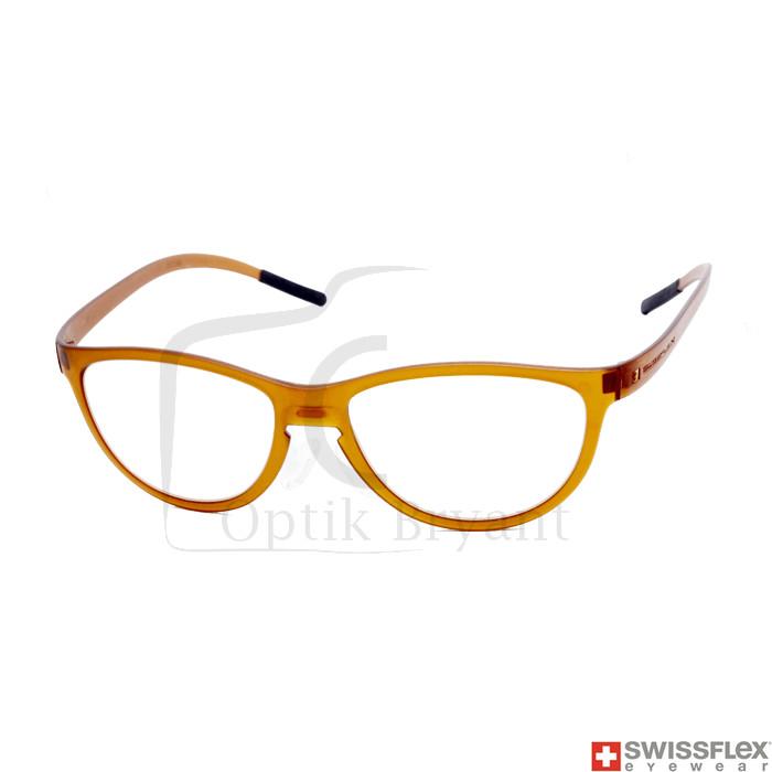 Jual Frame Kacamata SWISSFLEX R-09 Original - Optik-Bryant  1585548b57