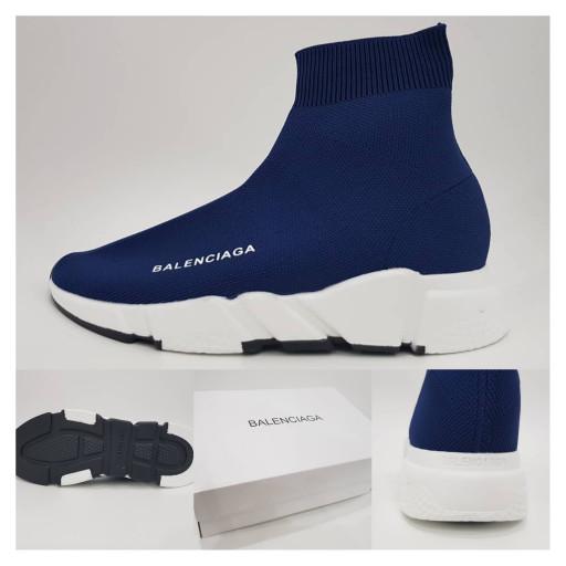 1b006e050526d ... Balenciaga Speed Trainer Premium Quality Unisex Sepatu Couple -  Blanja.com ...