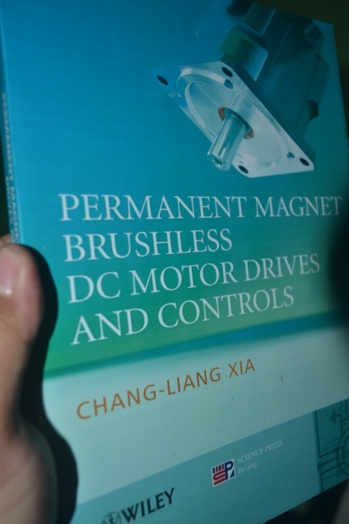 harga Permanent magnet brushless dc motor drives and controls Tokopedia.com