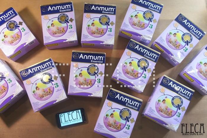 Katalog Susu Anmum Travelbon.com