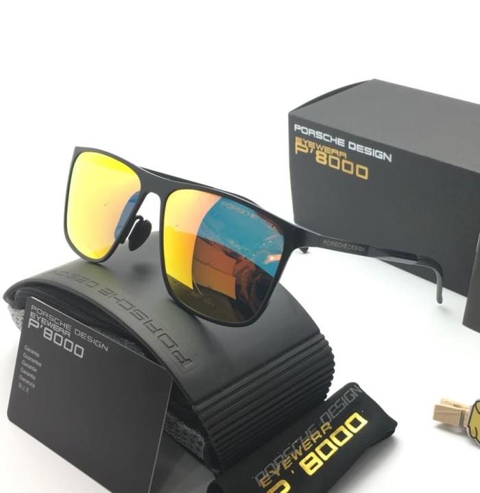 harga Sungglases kaca mata porsche t-1012 / kacamata pria sports polarizer Tokopedia.com