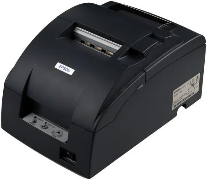 harga Receipt and kitchen printer epson tm-u220b lan dot- matrix Tokopedia.com