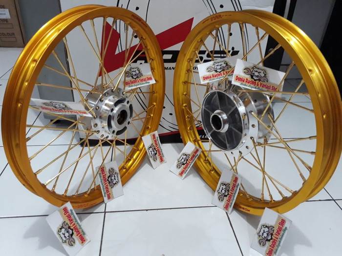 harga Sepaket velg rx king vixion old/new mx king jupiter mx f1zr supra 125 Tokopedia.com