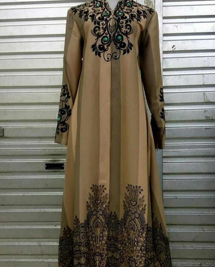 Jual Abaya Hikmat A8899 Jakarta Timur Al Fathan Moslem Fashion Tokopedia