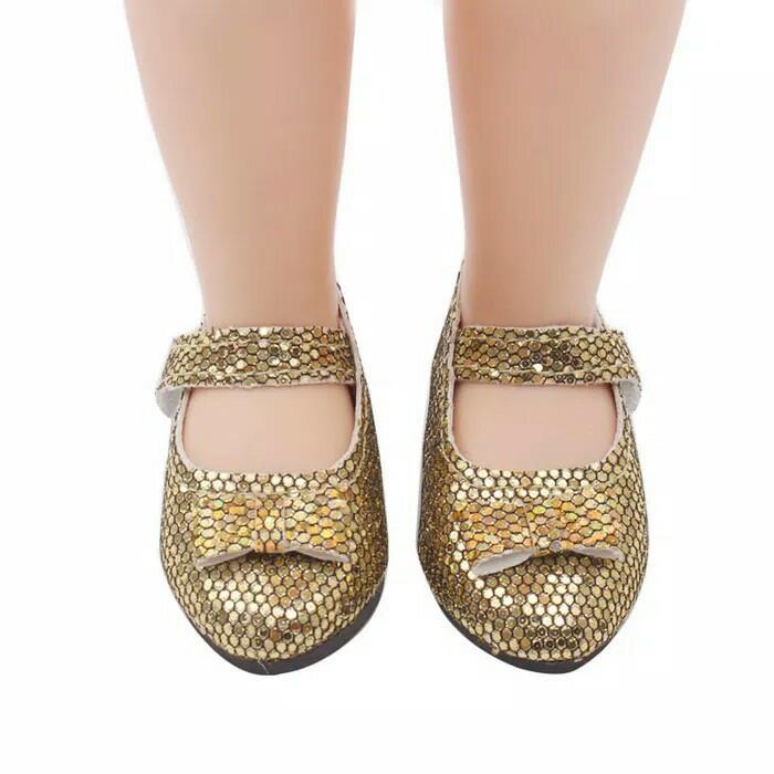 harga Sepatu shoe impor aksesori mellchan mell baby alive doll mainan boneka Tokopedia.com