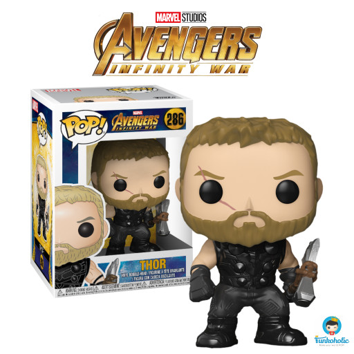 harga Funko POP! Marvel Avengers Infinity War - Thor with Jarnbjorn #286 Tokopedia.com