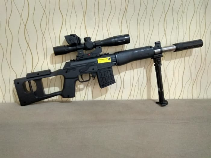 harga Mainan pistol tembakan airsoft barrett senapan sniper svs m806 mp900 Tokopedia.com