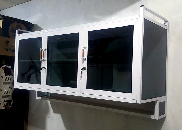 Jual Kitchen Set Aluminium Life Stella 3 Pintu Cv Mitra Sejati