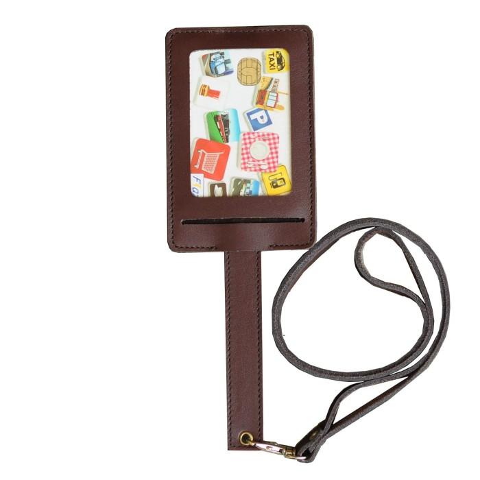 harga Tongtol/tongkat e-toll /gagang e-toll fungsi id card /name tag kulit Tokopedia.com