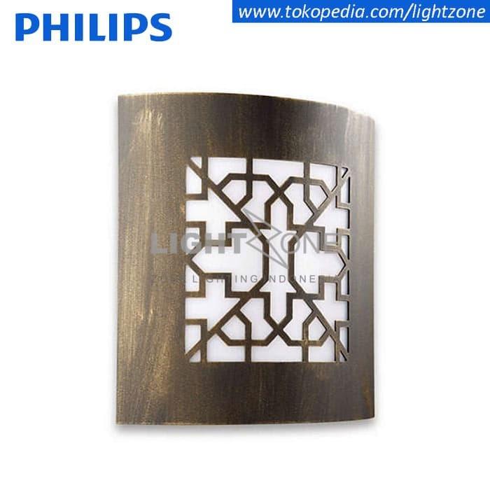 Philips Lampu Dinding Outdoor 17131
