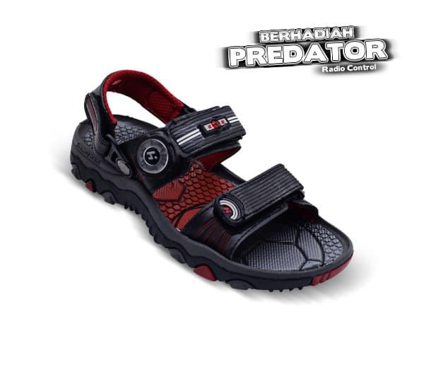 harga Homyped sandal gunung anak blitz 01 black+berhadiah mainan predator - 32 Tokopedia.com