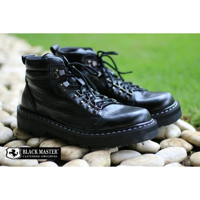Jual DISKON TERMURAH SEPATU BOOTS BLACKMASTER HARD ROCK   FASHION ... f2672676d6