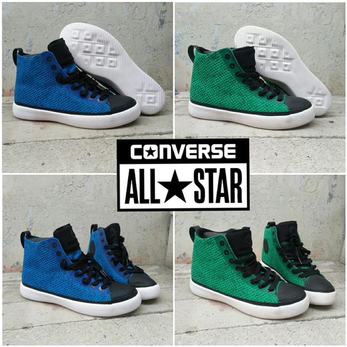 Jual Allstar sepatu converse ori high sepatu converse wanita pria ... 8d4bdc92a7