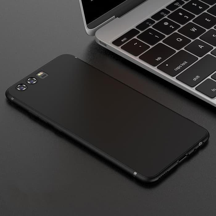 harga Softcase silicone tpu black matte cover case casing hp huawei p20 pro Tokopedia.com
