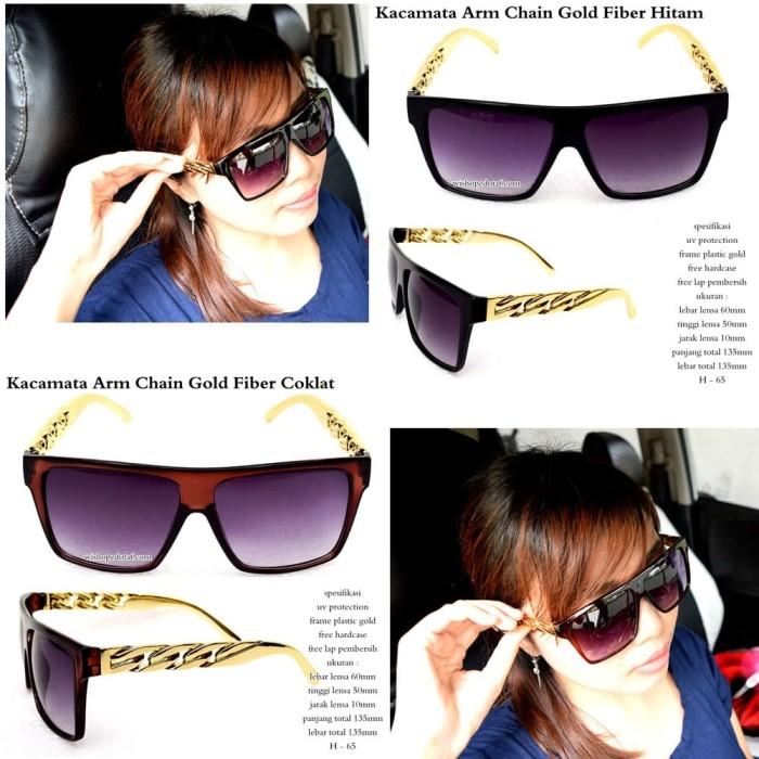 harga Kacamata chanel syahrini ainun sunglasses (full set) Tokopedia.com