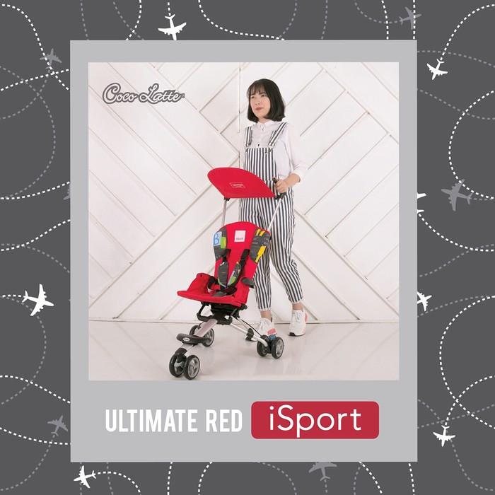 harga Stroller cocolatte isport new cl08 Tokopedia.com