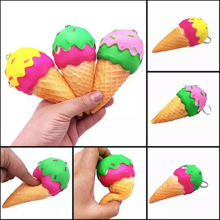 harga Fruity ice cream cone squishy Tokopedia.com