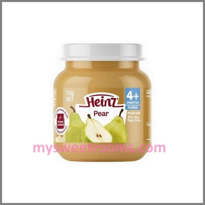 harga Heinz jar 4-6m pear Tokopedia.com