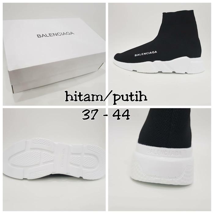 abe41054d2ddd ... Sepatu Balenciaga Speed Trainer Import Premium Quality Unisex Sneakers  - Blanja.com ...