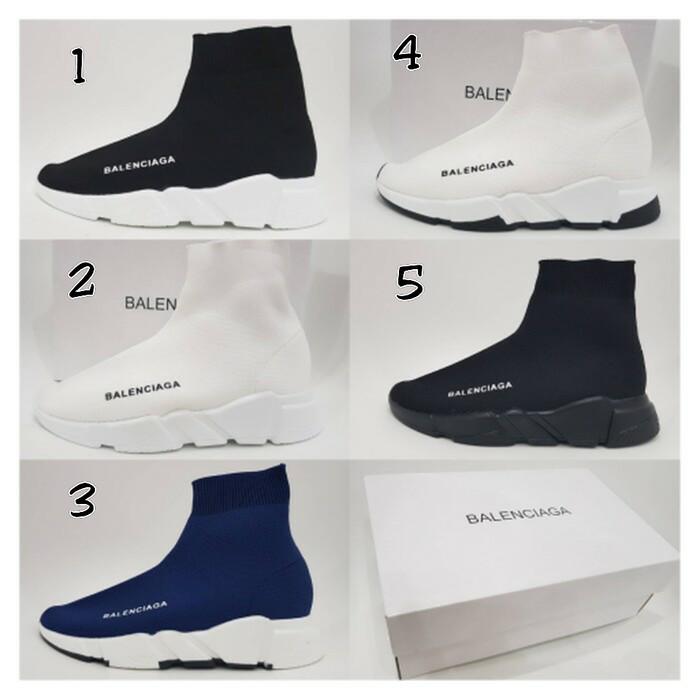 e552af2624a0f Jual Sepatu Balenciaga Speed Trainer Import Premium Quality Unisex ...