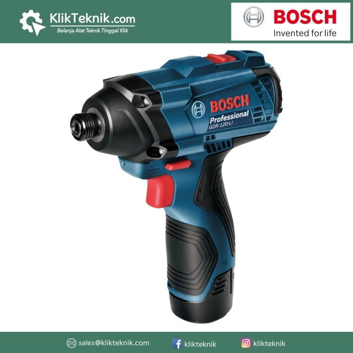 Jual Obeng Tembok Tanpa Kabel / Bosch Gdr 120-Li Professional Harga Promo Terbaru