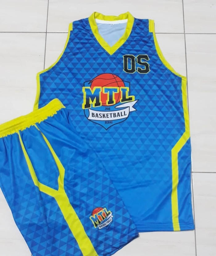 9a547273b Jual jersey basket full printing custom - Kota Surabaya - VNY ...