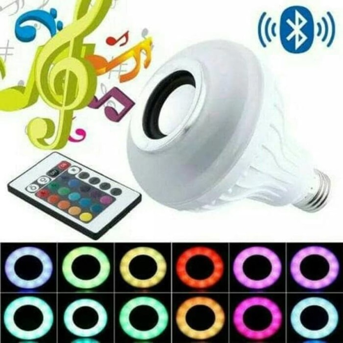 harga Lampu bluetooth music speaker mitsuyama ms0707 Tokopedia.com