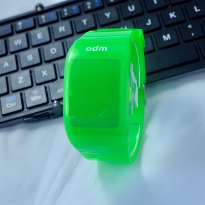 harga Jam tangan odm rubber 445 Tokopedia.com